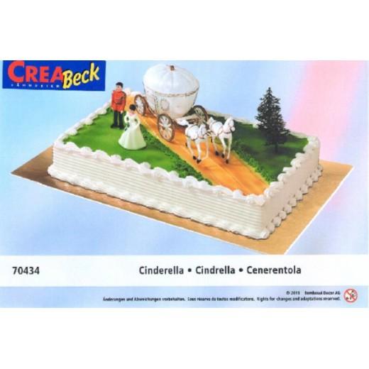 Motiv - Torte Cinderella