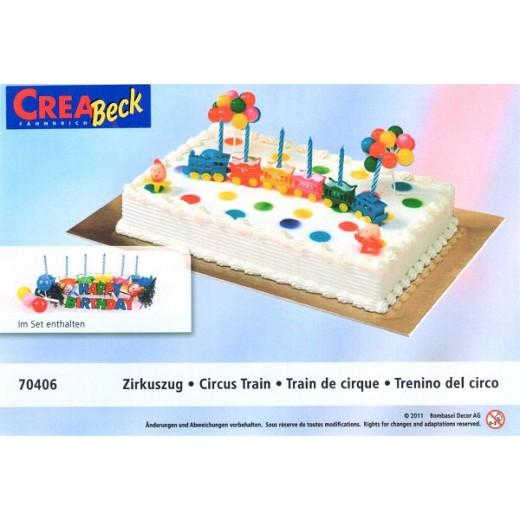 Motiv - Torte Zirkuszug