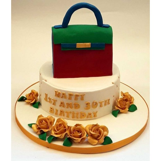 Fashion Bag Torte