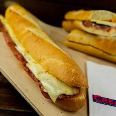 Hot Sandwich Salami