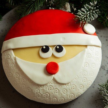 "Luzerner  Lebkuchen ""Santa"""