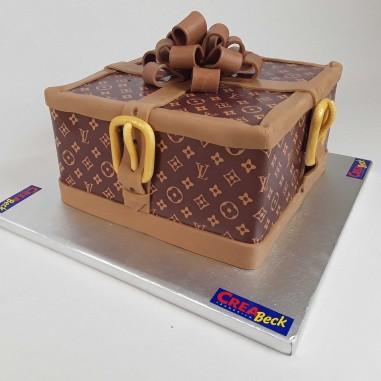 Gift Box Torte