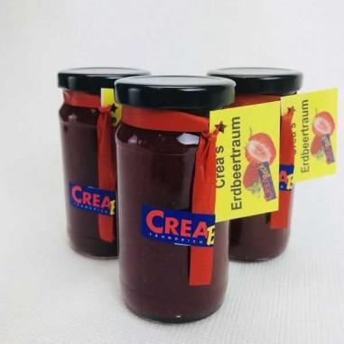 Crea Erdbeer- Konfitüre