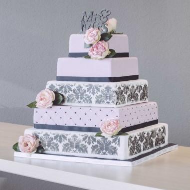 Hochzeitstorte dolce