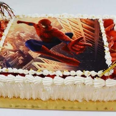 Foto Torte Spiderman
