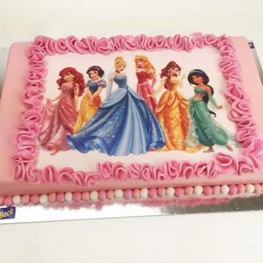 Foto Torte de luxe Prinzessin