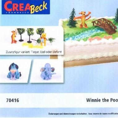 Motiv - Torte Winnie Pooh