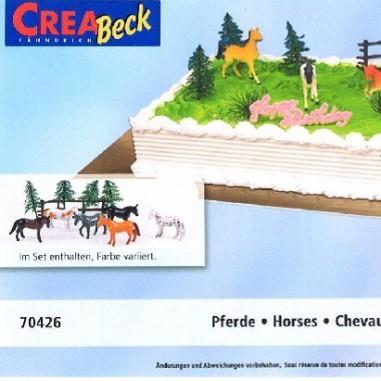 Motiv - Torte Pferde