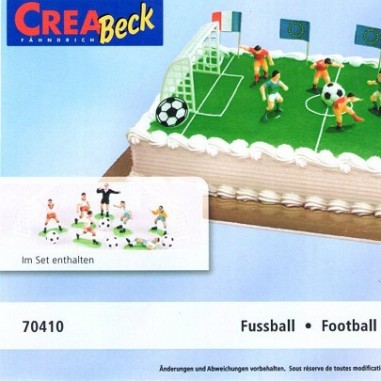 Motiv - Torte Fussball
