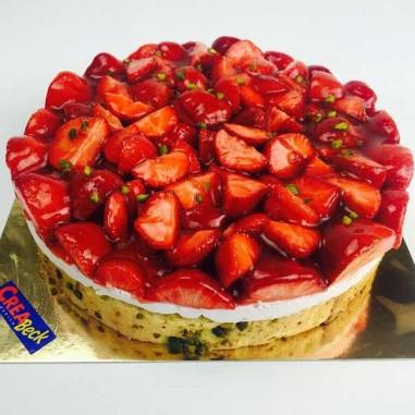 Erdbeer Torte gross