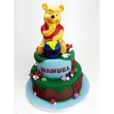 Sparkassen Torte Winnie Pooh