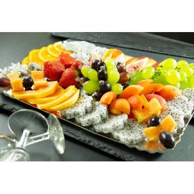 Früchteplatte Saison/Exotic 1.5kg