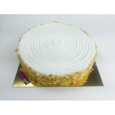 Rahmkirsch Torte gross