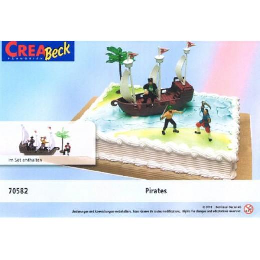 Motiv - Torte Piraten