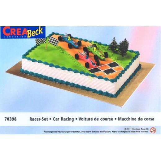 Motiv - Torte Racer