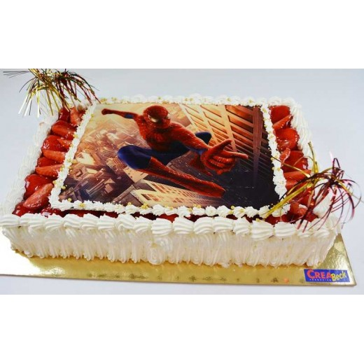 Foto Torte Spiderman