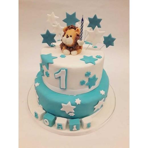 Löwen Torte