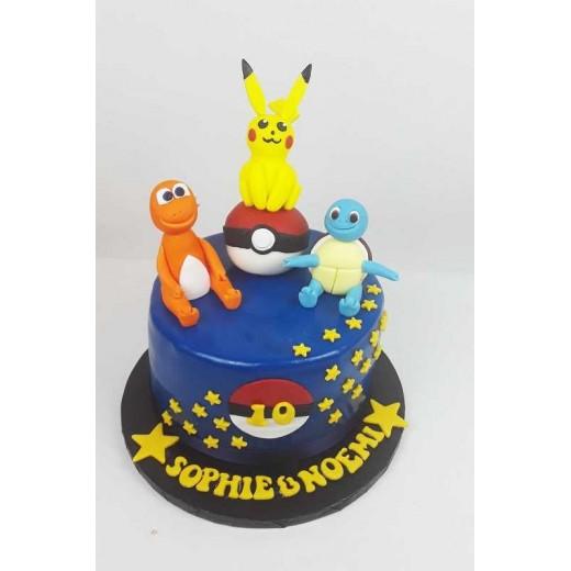 Pokémon  Torte