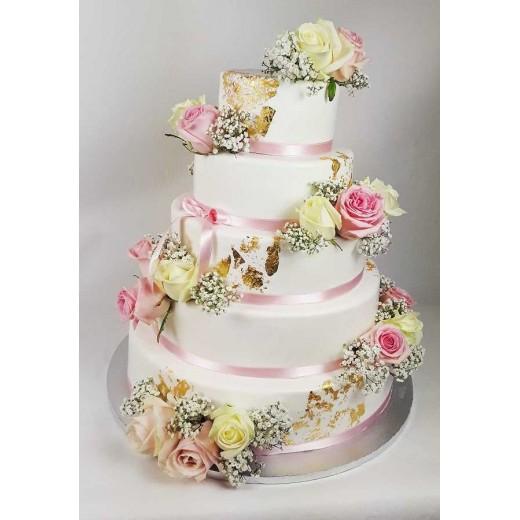Hochzeitstorte Indira