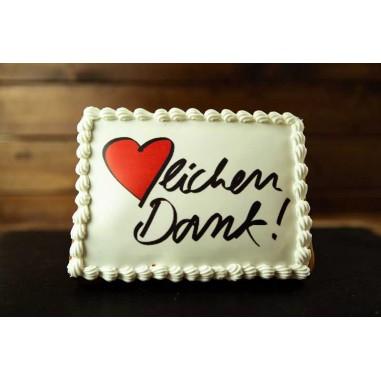 Lebkuchen mit Print 125mm x...